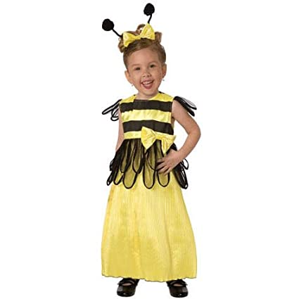 Amazoncom Empire Bumble Bee Costume Toddler Girl Toddler Small 1