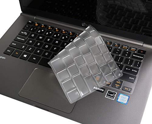 "CaseBuy Keyboard Cover Compatible LG Gram 14"" Laptop 14Z980"