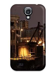 Sanp On Case Cover Protector For Galaxy S4 (une Vue A Partir Du Pont Wellington)