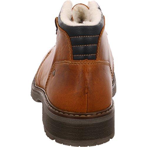 Rieker Hombre Botas marron/ozean marrón, (marron/ozean) 36630-25