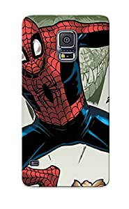 New Arrival KelTlZF4150GNfth Premium Galaxy S5 Case(marvel Adventure Pider Man 16 )