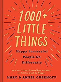 Book Cover: 1000  Little Things Happy Successful People Do Differently