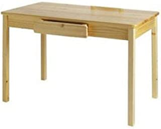 product image for Little Colorado Kids Learning Activity Arts and Crafts Table Natural Laquer