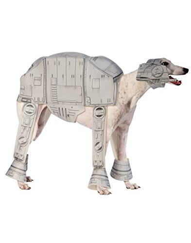At-at Costume For Dog (Star Wars Pet Costume, X-Large, At-At Imperial Walker)