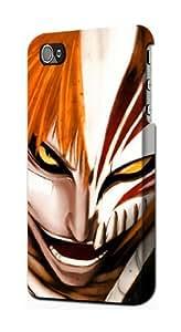 S0334 Bleach Ichigo Case Cover for Iphone 5 5s