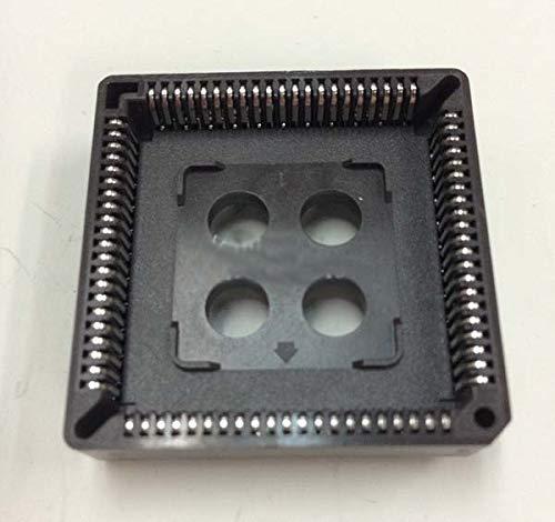 Davitu [PR] PLCC-84P Socket line socket IC line 84 pin socket chip square block IC - Pin 84 Plcc Socket