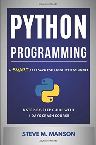 Python Programming Beginners Step Step product image
