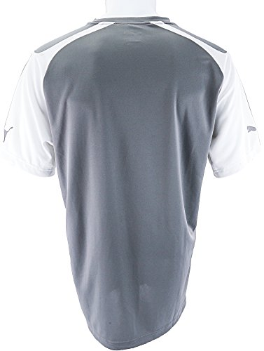 Puma Mens Speed Jersey Steel Gray