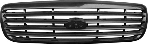 Sheng Yi Prime Black Grille for Ford Crown Victoria 1998-2011 6W7Z-8200AA FO1200379 (Ford Crown Victoria Ltd)
