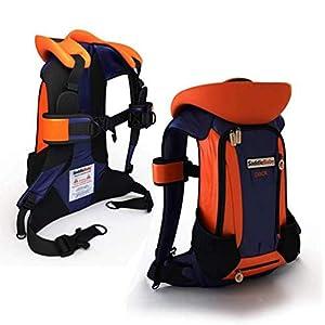 RJHY Children's Shoulder Saddle, Outdoor Children's Saddle Shoulder Backpack, Comfortable Seat And Comprehensive Safety…