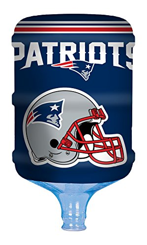 NFL New England Patriots Propane Tank Cover/5 Gal. Water Cooler Cover, Navy