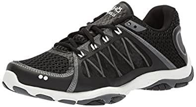 RYKA Womens E5060M1 Influence 2.5 Black Size: 5 US / 5 AU