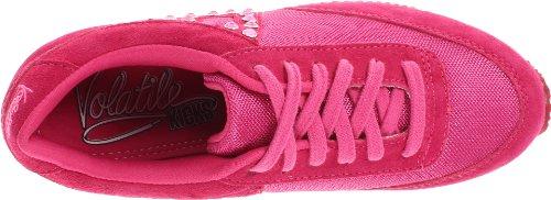 Volatile Kicks Womens Pierre Fashion Sneaker Fuchsia uC1Hxwkl