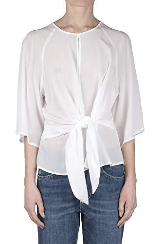 Camiseta Space Primavera 01 Tc Blanco Corsellini estate 2019 P19smbl006 Simona Mujer qBrE8BH