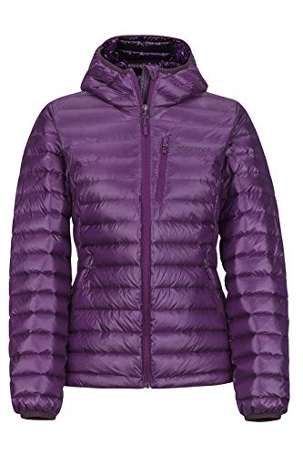 Marmot Women's Quasar Nova Hoody, Grape, X-Small