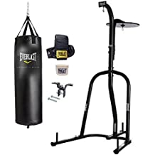 Everlast - 2 Station Heavy Bag Stand (with Everlast 70 lbs. Heavy Bag Kit)