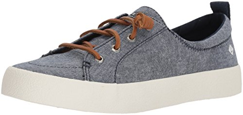 Sperry Women's Crest Vibe Crepe Chambray Shoes Shoes B071K9CNWL Shoes Chambray 898fe7