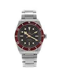 Tudor Heritage Black Bay Automatic Black Dial Stainless Steel Mens Watch 79220R-BKSS by Tudor