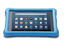 All-New Amazon Kid-Proof Case for Fire HD 8 (6th Generation, 2016 release), Blue