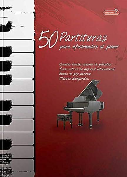 50 Partituras para Aficionados al Piano