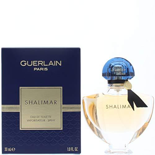 - Shalimar By Guerlain Eau de Toilette Spray For Women 1 oz