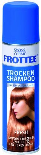 Swiss-o-Par Frottee Trockenshampoo Spray 200 ml, 5er Pack (5 x 200 ml)