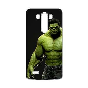Hulk The Avengers White Phone Case for LG LG3