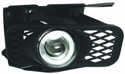 IPCW CWF-541C2 Ford Expedition/F150/F250 LD Clear Halo Projector Fog Light - Pair
