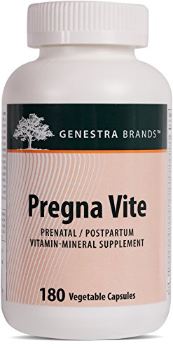 Genestra Brands Supports Pregnancy Capsules