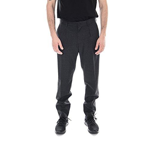 Pantaloni Grey Melange Grigio Dark Isaacson Elvine HdzZqH
