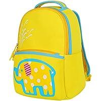 YAMTION Toddler School Backpack (Yellow-Elephant)