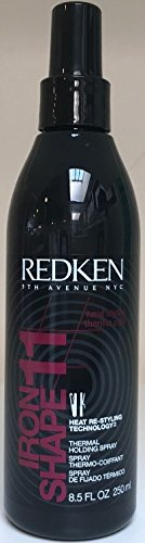 Redken Heat Styling Iron Shape 11 Thermal Protecting Spray (Medium Hold) 250ml/8.5oz