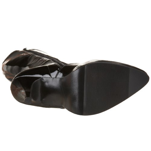 Pat Pleaser Klassischer Str 2000 Blk Stiefel Donna Indulge OAgrA1EqW0