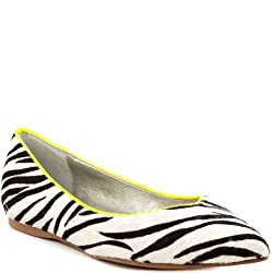 Guess Shoes Tangelos - White Multi Pony