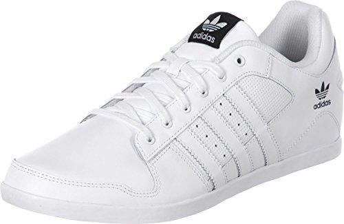 adidas Plimcana 2.0 Low - Zapatillas para hombre Blanco / Negro