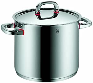 WMF Premium One 9-1/2-Quart Stock Pot with Lid