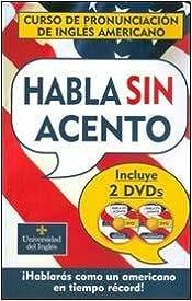 Book HABLA SIN ACENTO