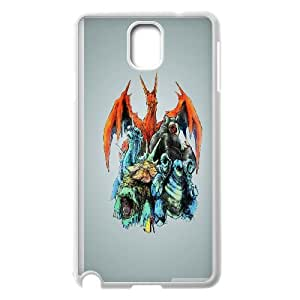 Pocket Monsters case For Samsung Galaxy Note 3 N7200 NC1Q02575