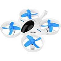 Cewaal Mini Drone 2.4GHz 4CH Mini UFO Quadcopter Drone with 6-Axis Gyro Headless Mode Remote Control Quadcopter