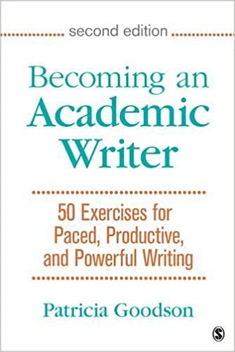 com becoming an academic writer exercises for paced  becoming an academic writer 50 exercises for paced productive and powerful writing 2nd edition