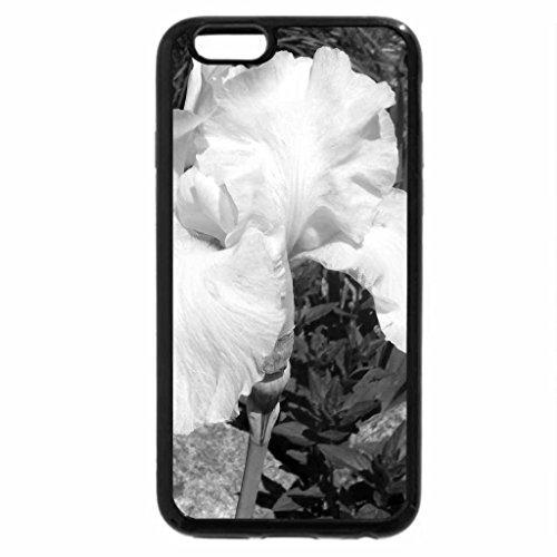 iPhone 6S Plus Case, iPhone 6 Plus Case (Black & White) - back road beauty