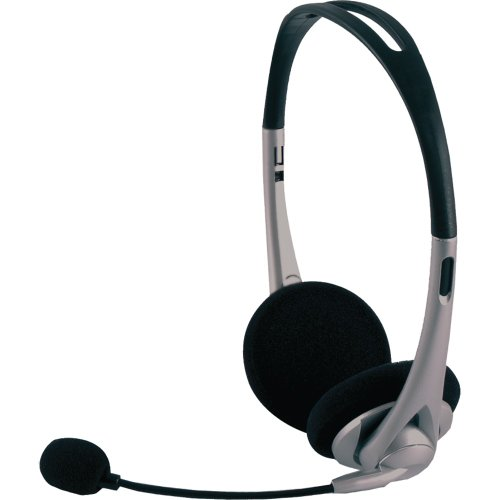GE 98974 Voip Stereo Headset (Ge Telephone Headset)
