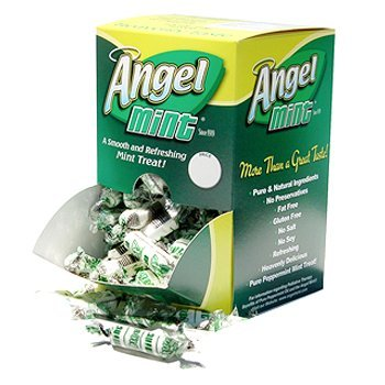 Angel Mint, Original Peppermint, 110 Count Box