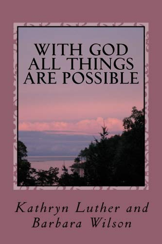 With God All Things Are