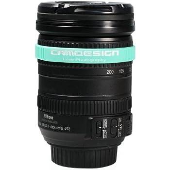 LC-55 Centro Pizca Tapa frontal del objetivo para Canon 55mm Filtro hilo Reino Unido stock Snap-on