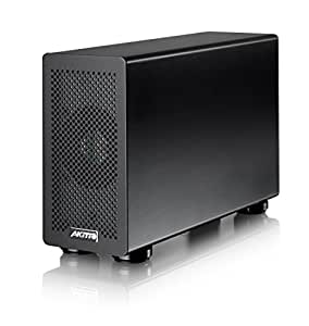 Akitio Thunder2 PCIe Box - Not intended for the use of Graphic Cards