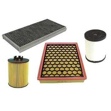 Filtro de aceite, filtro de aire filtro polen filtro diesel