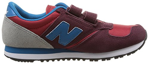 New Balance KE420 (YOUTH) Unisex-Kinder Sneakers Rot (REY RED/BLUE)
