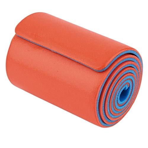 1pcs 11 92cm Haute polym/ère m/édical Multi-Usage Type Orange et Bleu en Aluminium Formation attelle Fixe Rouleau de Bandage de Premiers Secours Bleu Orange