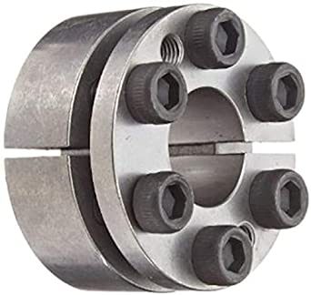 378 ft-lb Maximum Transmissible Torque 25 mm shaft diameter x 50mm outer diameter of shaft locking device Metric Lovejoy 1850 Series Shaft Locking Device